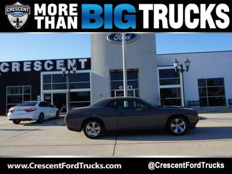 2019 Dodge Challenger for sale at Crescent Ford in Harahan LA