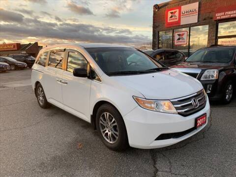 2011 Honda Odyssey for sale at AutoCredit SuperStore in Lowell MA