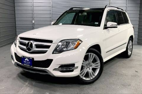 2014 Mercedes-Benz GLK for sale at TRUST AUTO in Sykesville MD