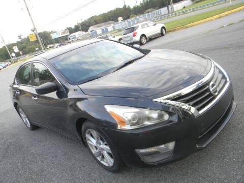 2013 Nissan Altima for sale at A C Auto Sales in Elkton MD