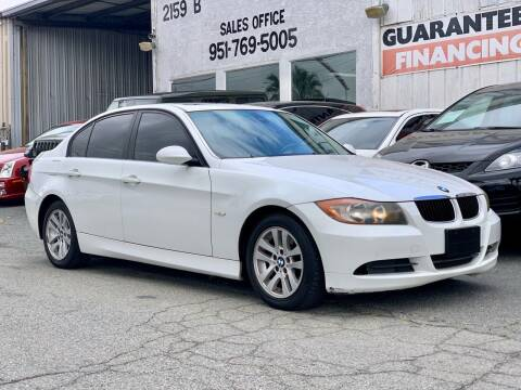2007 BMW 3 Series for sale at Auto Source in Banning CA