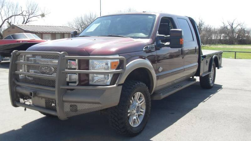 2011 Ford F-350 Super Duty for sale at 277 Motors in Hawley TX