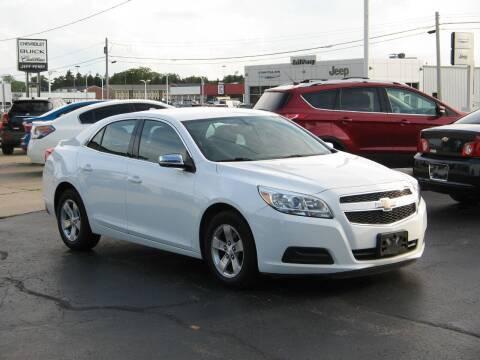 2013 Chevrolet Malibu for sale at Rochelle Motor Sales INC in Rochelle IL