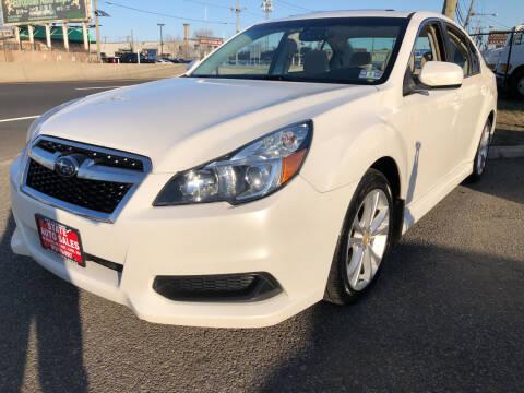 2014 Subaru Legacy for sale at STATE AUTO SALES in Lodi NJ