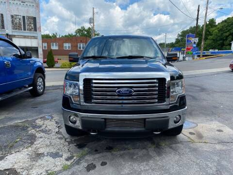 2011 Ford F-150 for sale at East Main Rides in Marion VA