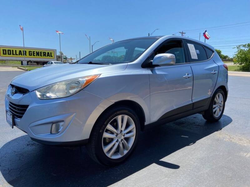 2013 Hyundai Tucson for sale at Browning's Reliable Cars & Trucks in Wichita Falls TX