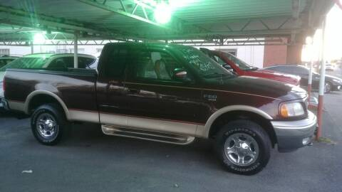 2000 Ford F-150 for sale at Lewis Used Cars in Elizabethton TN