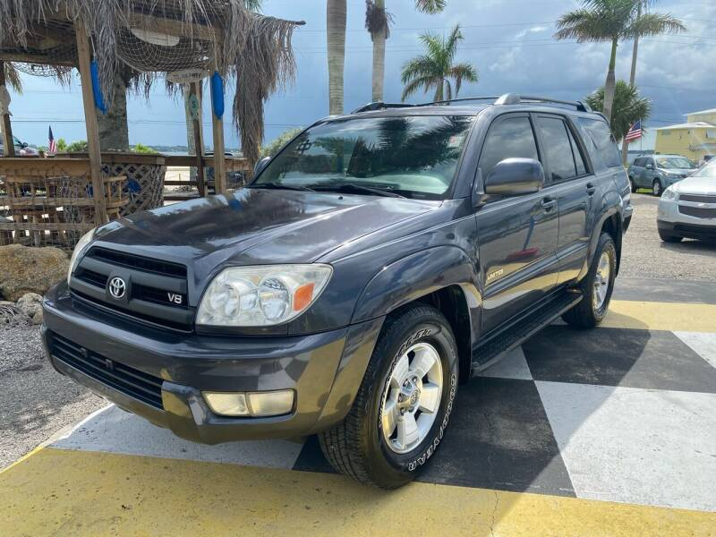 2005 Toyota 4Runner for sale at D&S Auto Sales, Inc in Melbourne FL