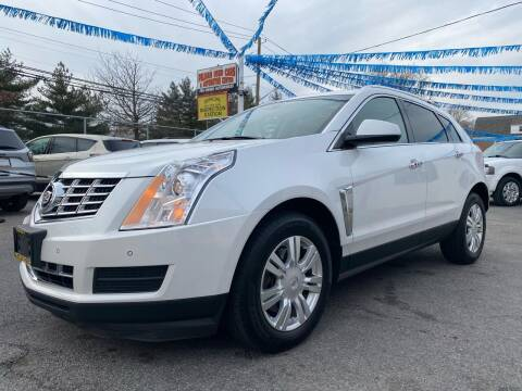 2014 Cadillac SRX for sale at PELHAM USED CARS & AUTOMOTIVE CENTER in Bronx NY