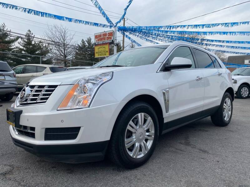 2014 Cadillac SRX for sale at PELHAM USED CARS & AUTOMOTIVE CENTER in Bronx NY