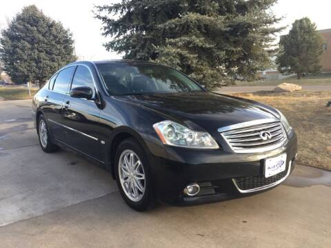 2008 Infiniti M35 for sale at Blue Star Auto Group in Frederick CO