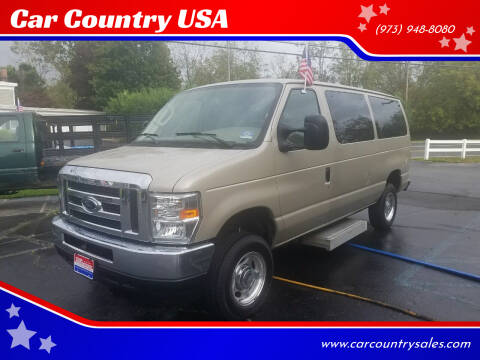 2008 Ford E-Series Wagon for sale at Car Country USA in Augusta NJ