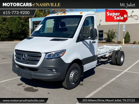 2019 Mercedes-Benz Sprinter for sale at MotorCars of Nashville in Mount Juliet TN