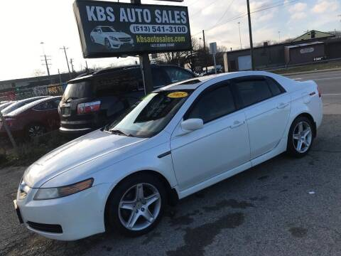 2005 Acura TL for sale at KBS Auto Sales in Cincinnati OH