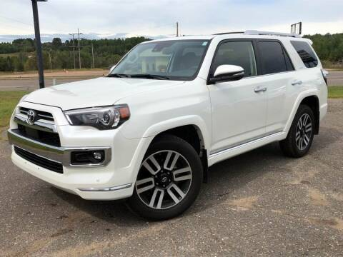 2021 Toyota 4Runner for sale at STATELINE CHEVROLET BUICK GMC in Iron River MI