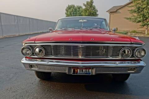 1964 Ford Galaxie 500 for sale at Classic Car Deals in Cadillac MI