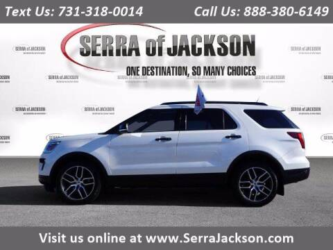 2018 Ford Explorer for sale at Serra Of Jackson in Jackson TN