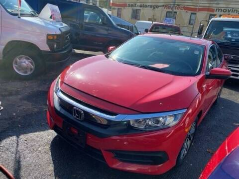 2017 Honda Civic for sale at Drive Deleon in Yonkers NY