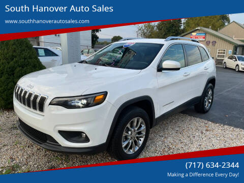 2019 Jeep Cherokee for sale at South Hanover Auto Sales in Hanover PA