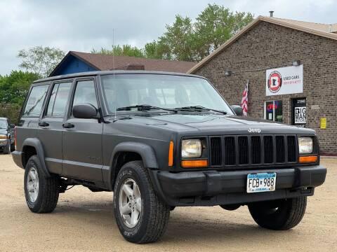 1999 Jeep Cherokee for sale at Big Man Motors in Farmington MN