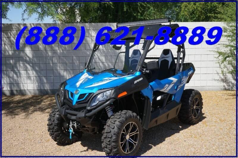 2019 CF Moto ZForce 800 for sale at Motomaxcycles.com in Mesa AZ