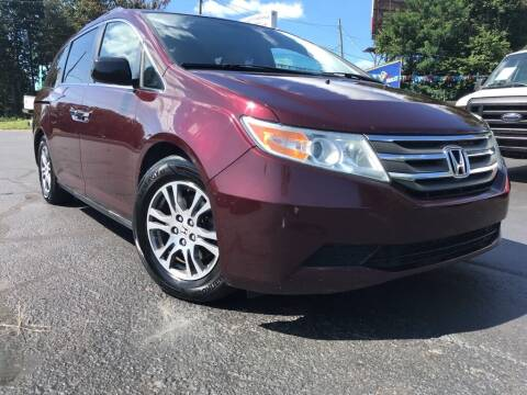 2013 Honda Odyssey for sale at Certified Auto Exchange in Keyport NJ