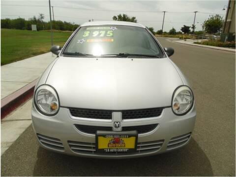 2005 Dodge Neon for sale at 3B Auto Center in Modesto CA