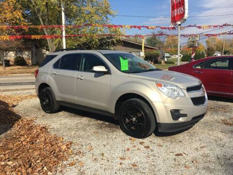 2011 Chevrolet Equinox for sale at Antique Motors in Plymouth IN