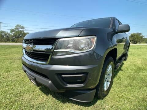 2015 Chevrolet Colorado for sale at Carz Of Texas Auto Sales in San Antonio TX