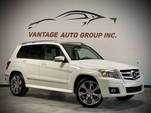 2010 Mercedes-Benz GLK for sale at Vantage Auto Group Inc in Fresno CA