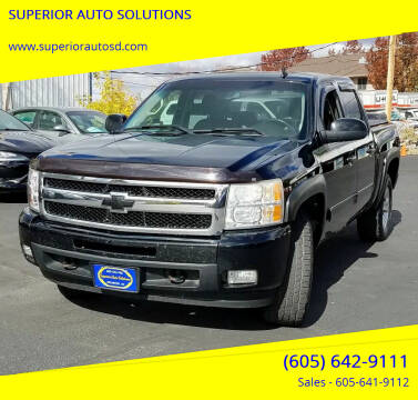 2009 Chevrolet Silverado 1500 for sale at SUPERIOR AUTO SOLUTIONS in Spearfish SD
