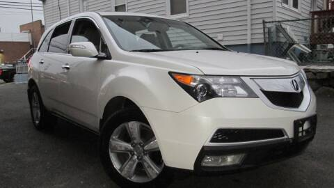 2011 Acura MDX for sale at VNC Inc in Paterson NJ