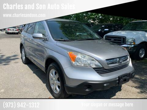 2007 Honda CR-V for sale at Charles and Son Auto Sales in Totowa NJ