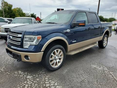 2013 Ford F-150 for sale at Southern Auto Exchange in Smyrna TN