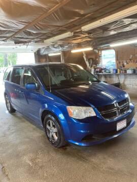 2011 Dodge Grand Caravan for sale at Lavictoire Auto Sales in West Rutland VT
