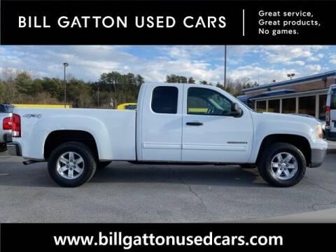 2013 GMC Sierra 1500 for sale at Bill Gatton Used Cars in Johnson City TN