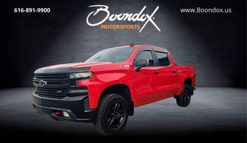 2019 Chevrolet Silverado 1500 for sale at Boondox Motorsports in Caledonia MI