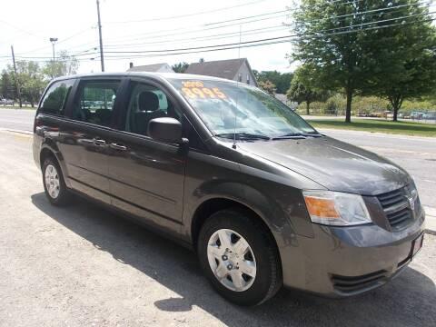 2010 Dodge Grand Caravan for sale at Dansville Radiator in Dansville NY
