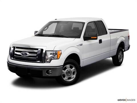 2009 Ford F-150 for sale at Jamerson Auto Sales in Anderson IN