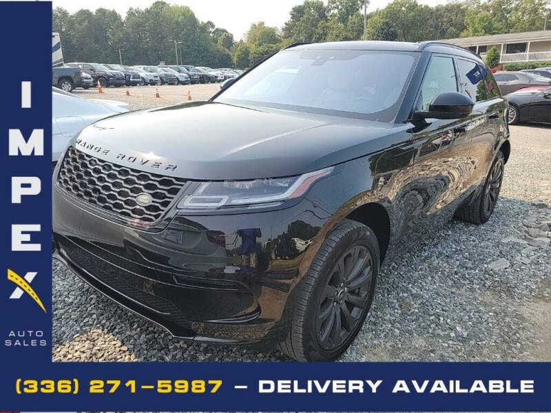 2018 Land Rover Range Rover Velar for sale at Impex Auto Sales in Greensboro NC