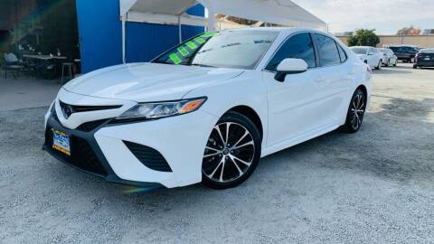 2018 Toyota Camry for sale at LA PLAYITA AUTO SALES INC - Tulare Lot in Tulare CA