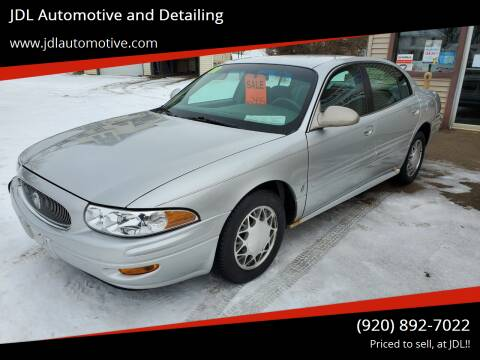 2000 Buick LeSabre for sale at JDL Automotive and Detailing in Plymouth WI