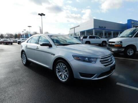 2019 Ford Taurus for sale at Radley Cadillac in Fredericksburg VA
