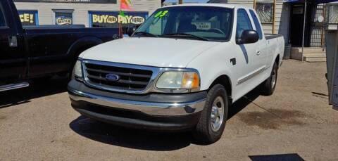 2003 Ford F-150 for sale at Advantage Motorsports Plus in Phoenix AZ
