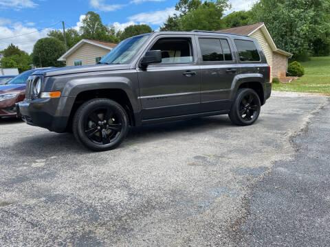 2015 Jeep Patriot for sale at K & P Used Cars, Inc. in Philadelphia TN