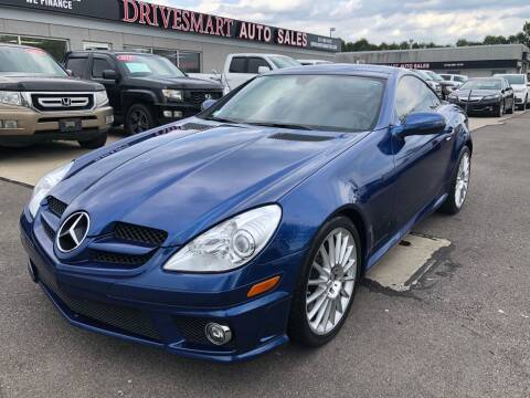 2009 Mercedes-Benz SLK for sale at DriveSmart Auto Sales in West Chester OH