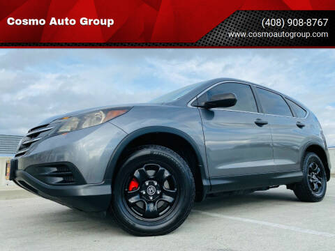 2013 Honda CR-V for sale at Cosmo Auto Group in San Jose CA