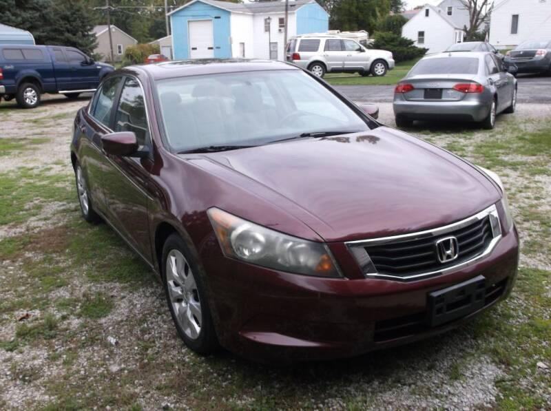 2009 Honda Accord for sale at Straight Line Motors LLC in Fort Wayne IN