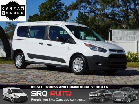 2015 Ford Transit Connect Wagon for sale at SRQ Auto LLC in Bradenton FL