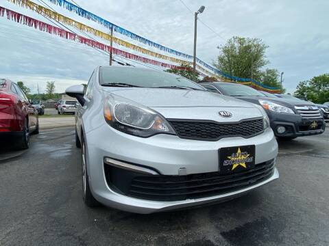 2016 Kia Rio for sale at Auto Exchange in The Plains OH